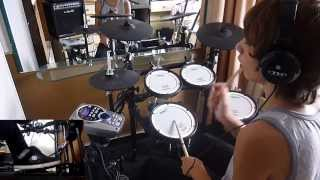 SlipKnoT - Vermillion Pt. 2 - Drum Cover