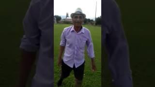 A dança do gaúcho louco