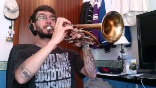 Cover JUEGO DE TRONOS trompeta   Como tocar GAME OF THRONES   JUEGO DE TRONOS