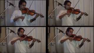 The Amazing Spiderman 2 Theme - Violin Cover - David Seekola