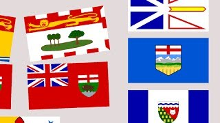 Transforming Canadian Flags