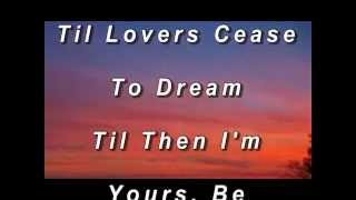 Til - Tom Jones  - Cover - Lyrics