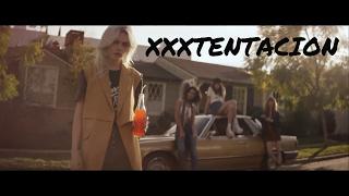XXXtentacion Denzel Curry  & THESLUMPGOD - SPACEGHOSTPUSSY  ( Girls in the hood 2017 )