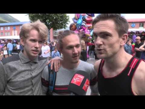 Førdefestivalen 2015 - Dagens video onsdag 1 juli