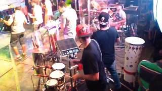 Tonny farra - senta porra vai - cover #percussão