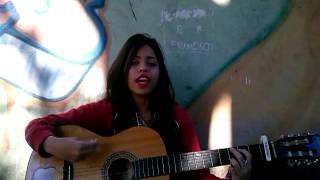 Te esperando- Luan Santana ( cover por heli)