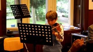 Menuetto and Trio -Violin