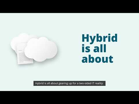 NNIT - From Legacy to Hybrid