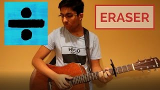 Eraser - Ed Sheeran Fingerstyle Cover