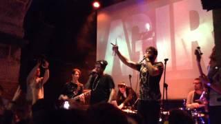 Agir - Eu Quero musicbox 18/03/2014