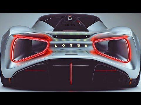 2021 LOTUS EVIJA (2,000-HP) The World's Most Powerful Car