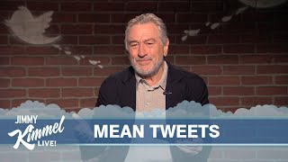 Mean Tweets - Robert De Niro Edition