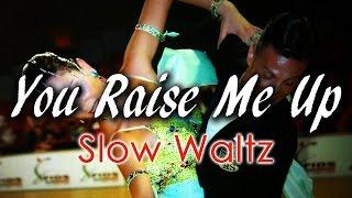 SLOW WALTZ | Dj Ice - You Raise Me Up (29 BPM)