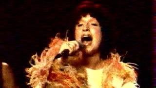 Matia Bazar (Laura Valente) - La prima stella sella sera - live in San Pietroburg 96