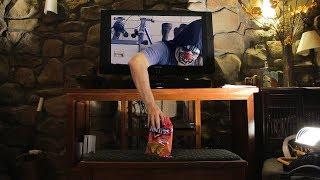 Screen Thief - Dorito's Superbowl Ad