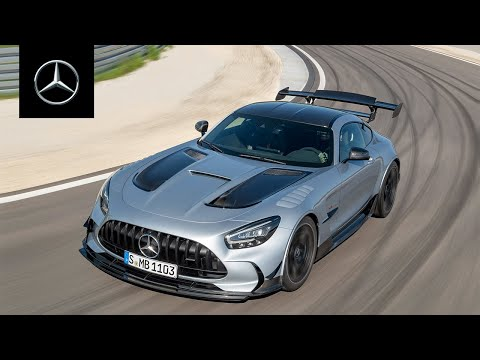 Meet Mercedes DIGITAL: The new Mercedes-AMG GT Black Series