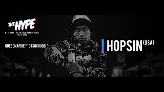Hopsin - Bout The Business ( Live at Warsaw, Iskra Pole Mokotowskie, 10.07.2016 ) + konkurs