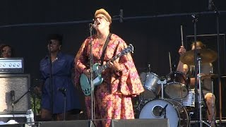 "Alabama Shakes- ""Don't Wanna Fight"" (1080p) Live @ Lollapalooza 7-31-2015"