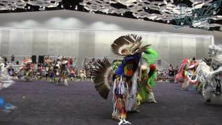 Fancy Feather Special - Northern Cree- 2017 Manito Ahbee Pow Wow