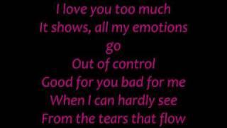Alesha Dixon Breathe Slow Lyrics