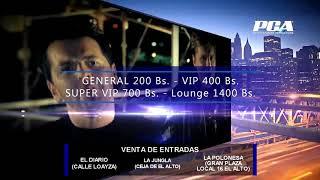 Thomas Anders and The Modern Talking Band en la Paz