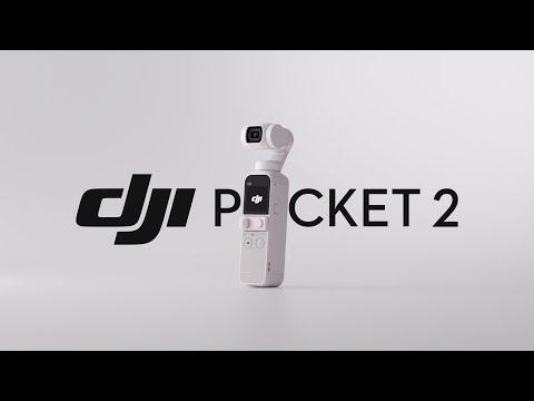 Meet DJI Pocket 2: Sunset White