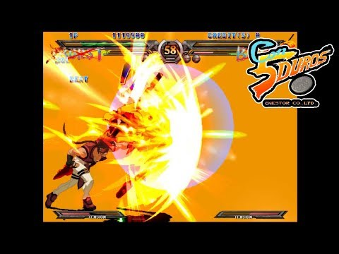 "GUILTY GEAR XX: THE MIDNIGHT CARNIVAL (SOL BADGUY) - ""CON 5 DUROS"" Episodio 707 (1cc)"