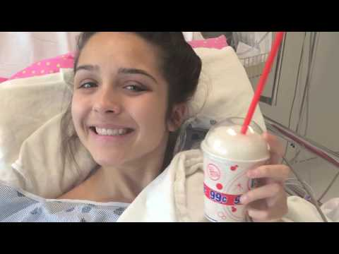 Saige's Story: Undergoing Robotic Surgery to treat Hydronephrosis
