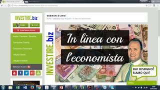 In line con l'economista - Registrazione del 10.01.2018