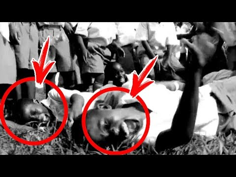 Как появилась жуткая Эпидемия смеха в Танзании в 1962 году? Загадки истории