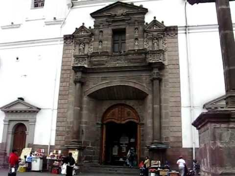 Iglesia Santo Domingo, Quito