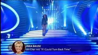 Inka - If i could turn back time