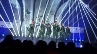 빅스 (VIXX) [다칠 준비가 돼 있어] @SBS Inkigayo 인기가요 20130210