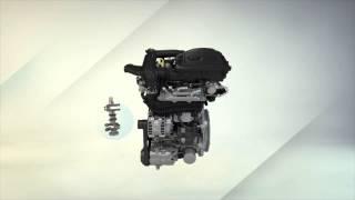 Volkswagen Up! TSi: vídeo mostra o motor em detalhes