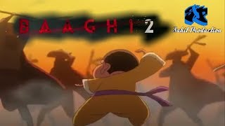 Shinchan | Baaghi 2 Trailer | Funny Version.