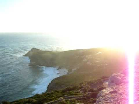 Cape point- Atlantic ocean
