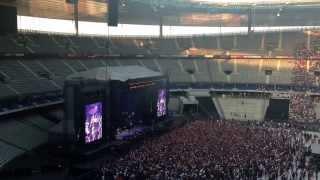 Kendrick lamar- Jibbs - live stade de france 220813