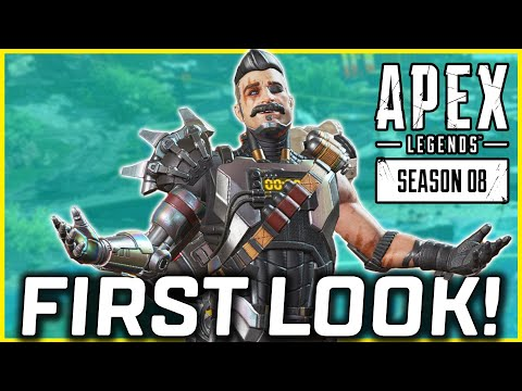 Apex Legends Season 8 Gameplay First Look! Fuse, 30-30, King's Canyon & More!