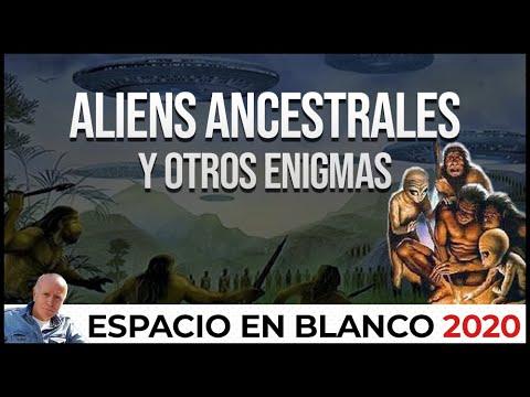 Espacio en Blanco – Aliens ancestrales y otros enigmas (29/11/2020)
