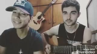 De trás pra frente - Henrique e Juliano  (Júnior e Alan- cover)