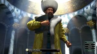 Civilization V Leader | Suleiman of The Ottomans: Attacked