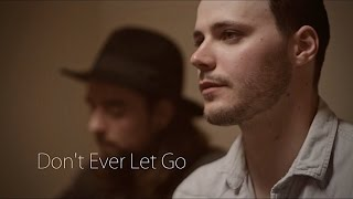 Aaron Goodvin - Don't Ever Let Go (Cover by Josh Ross)