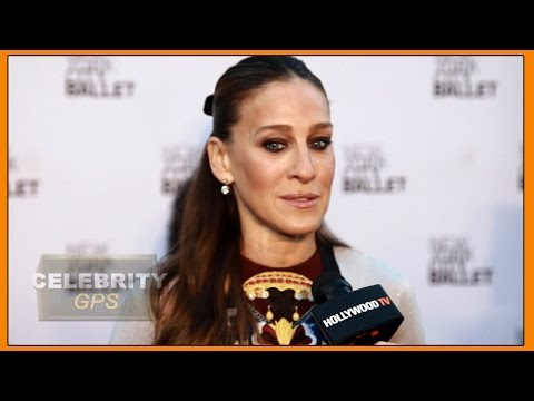 Sarah Jessica Parker takes a stand against EpiPen - Hollywood TV