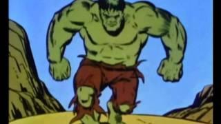 The Incredble Hulk Intro (1966)