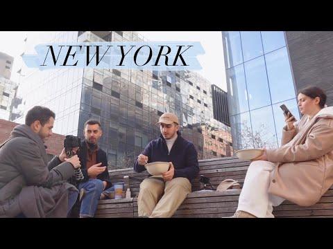 Как нас пустили в Америку? Сколько стоит такое путешествие? Встретились с друзьями в Нью Йорке VLOG