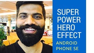 Video Me | Super Power Hero Effect | Video Effect And Super Power Hero Effect Video Editing