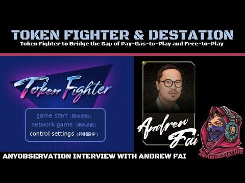 Token Fighter | Free to play NFT game on Ethereum | Andrew Fai