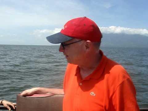 Schipbreuk Baobab reisgezelschap op het meer van Nicaragua, 18-12-2009, verslag Harmen Roeland (2/5)