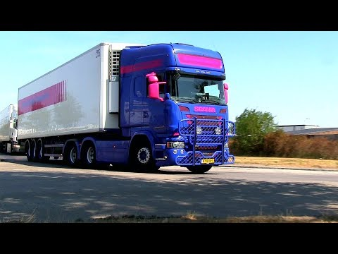 Scania R450  X22 V8 Sound