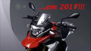 Bmw G310gs Lançamento 2017 V2Brasil